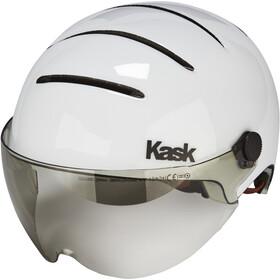 Kask Lifestyle Helm Inkl. Visier avorio weiß